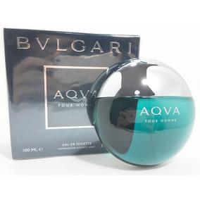 ed185270f82 Perfume Bulgari Aqva Pour Homme 100ml Original Lacrado