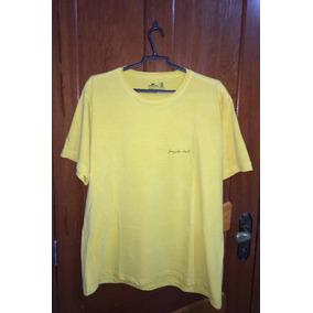 Camiseta Osklen Amarela Tam G - Camisetas para Masculino no Mercado ... 75d00605f5b