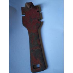 Antigua Llave De Alambrar De 15cm