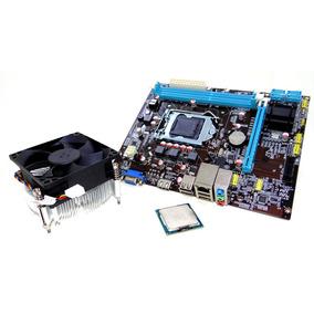 Processador Intel Core I7 Lga1155 3.4ghz I7-3770 + Placa Mãe