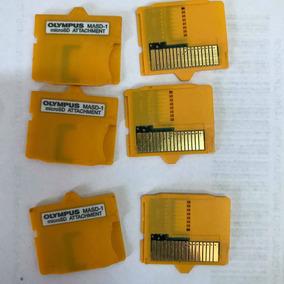 Adaptador Para Cartão Xd Olympus Masd-1 Micro Sd Para Xd