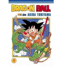 Mangá Dragon Ball Panini Coleção Completa