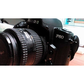 Camara Nikon Reflex De Rollo F60 En Buen Estado+bolso
