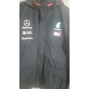 6c40c032bd Nova Jaqueta De Chuva Mercendes Bens. Petronas.f1 Team