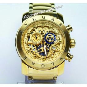 0147c221471 Relógio Bvlgari Masculino em Bahia no Mercado Livre Brasil