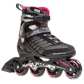 Rollerblade Zetrablade W - Skate Para Mujer - Ruedas De 4x80