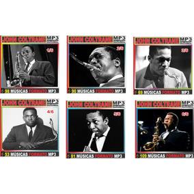 John Coltrane Discografia Completa 67 Cd Com 500 Músicas