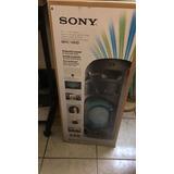 Mini Componente Sony Mhc-v41d