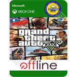 Grand Theft Auto V - Gta V 5   Xbox One Offline   Chile Mk