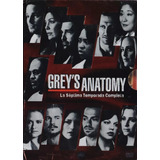Greys Anatomy Temporada 7 Dvd Nuevo Original