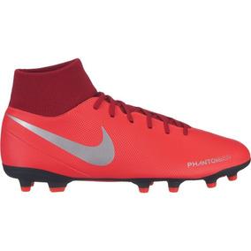f0b2476768 Chuteira Total 90 Prata E Vermelha Antiga - Chuteiras Nike para ...