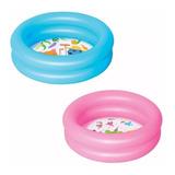 Pileta Inflable Para Bebes 51061 Dos Anillos