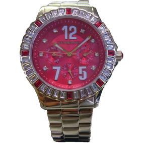 98fc27a36e5 Relogio Vitor Hugo Dourado - Relógios De Pulso no Mercado Livre Brasil