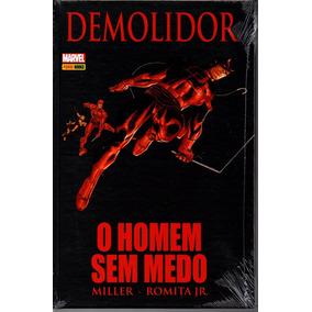 Demolidor O Homem Sem Medo - Panini - Bonellihq Cx139 B18