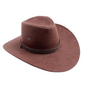 Sombrero Vaquero Ala Ancha Cowboy Vintage Color Canela D-596 839e9e8d5e9