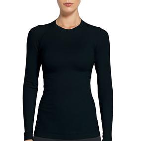 01e6d676b6 Camisa Lupo Compressão Térmica Fem. M  Longa 71012-001-9990
