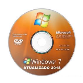 Cd Dvd Formatação Windows 7 32/64 Bits Atualizado 2019