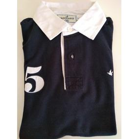 Camisa Polo Brooksfield Original - Pólos Manga Curta Masculinas no ... 506f3e0e3ba03
