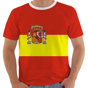 Camiseta 7581 Ou Baby Look Ou Regata Espanha 3a10e658897cd