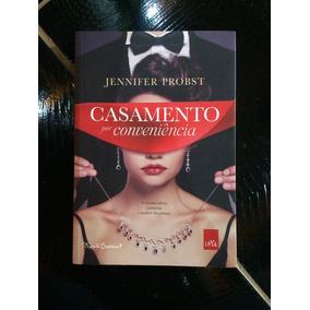 Livro Casamento Por Conveniência Jennifer Probst