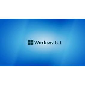 Imagen Iso De Windows 8.1 Pro/home 32 Y 64 Bits