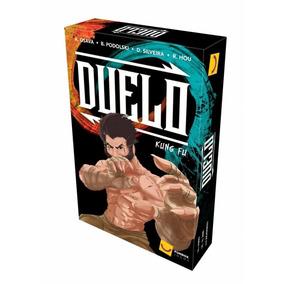 Duelo: Kung-fu - Jogo De Cartas - Em Português