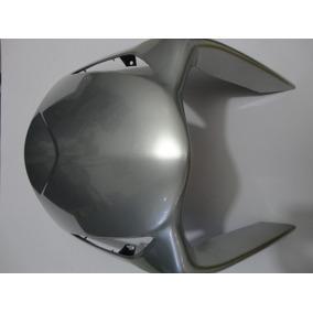 Carenagem Escudo Honda Biz 2006-2010 Prata