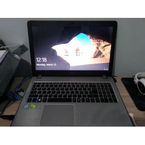 Notebook Acer Aspire F5-573-50ks (usado Em Ótimo Estado)