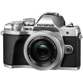 Câmera Olympus Omd Em10 Mark Iii C/ Lente M.zuiko 14-42mm