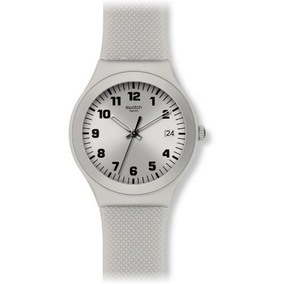 PilaDesde1 Blanco Relojes Reloj Modelo Minimalistasin Swatch L5c34qARj