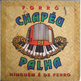 Forro Chapeu De Palha Lp - Música no Mercado Livre Brasil 353b4f9acb1