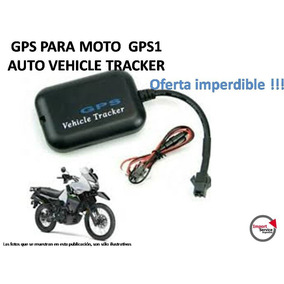 Gps Para Moto Gps1 Auto Vehicle Tracker Oferta Imperdible!