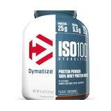 Iso 100 Whey 2.270g (5lbs) - Dymatize