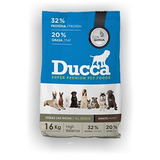 Ducca Adulto 16kg Hipoalergenico Para Perros Todas Las Razas