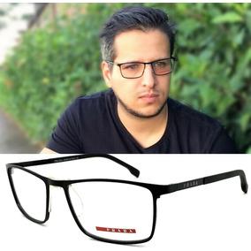 28fa0e31f3c70 Armação Titanio Oculos Grau Masculino - Óculos no Mercado Livre Brasil