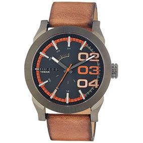 e0bff90b912e Reloj Diesel Megatron Brown Dz1216 - Relojes Pulsera en Mercado ...