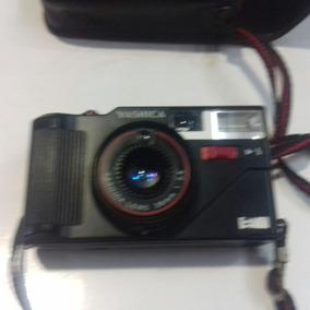 Maquina Fotografica Yashica Mf 3 Super