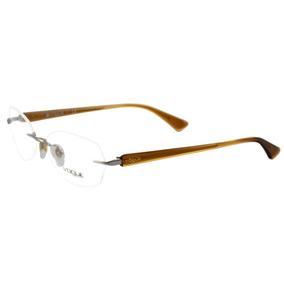 55aec346c99ba culos De Grau Vogue 2748 5217 Tam.52 - Óculos no Mercado Livre Brasil