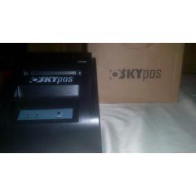 Impresora Térmica Skypos De 58mm (por Unidad)