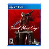 Devil May Cry Hd Collection + 4 - Ps4 - Digital - Manvicio