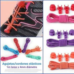 Agujetas/cordones Elásticos Ideales Para Cualquier Deporte
