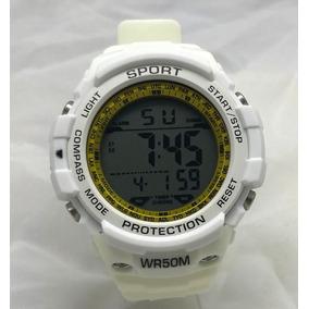 36f467c3268 Relogio Puma Pu102012005 Prova Dagua Inox Black Americano - Relógios ...