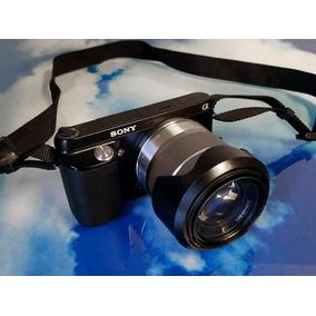 Câmera Sony Alpha Nex-f3 Semi Profissional