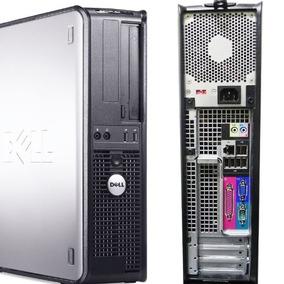Cpu Dell E8400 3.0ghz 8gb Ssd 120 + Teclado E Mouse