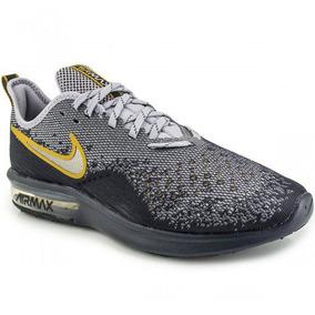 Tenis Nike Unissex Air Max Sequent 4 - Ao4485-003 4280327fdec73