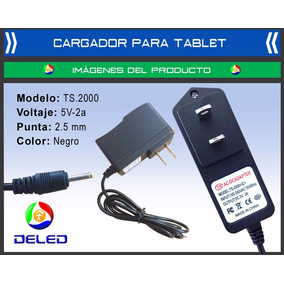Cargador Transformador Para Tablet China