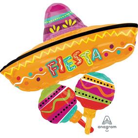 Sombrero Ranchero Mexicano - Disfraces y Cotillón en Mercado Libre ... 635ca54d41f