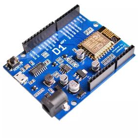 Esp-12e Esp8266 Ota Wifi Wemos D1 Baseado No Arduino Uno