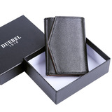 Duebel Mini Card Wallet For Business Gentlemen - Mens Rfi