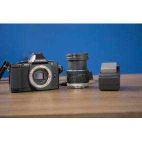 Câmera Mirrorless Olympus Om-d E-m5 + Lente 9-18mm